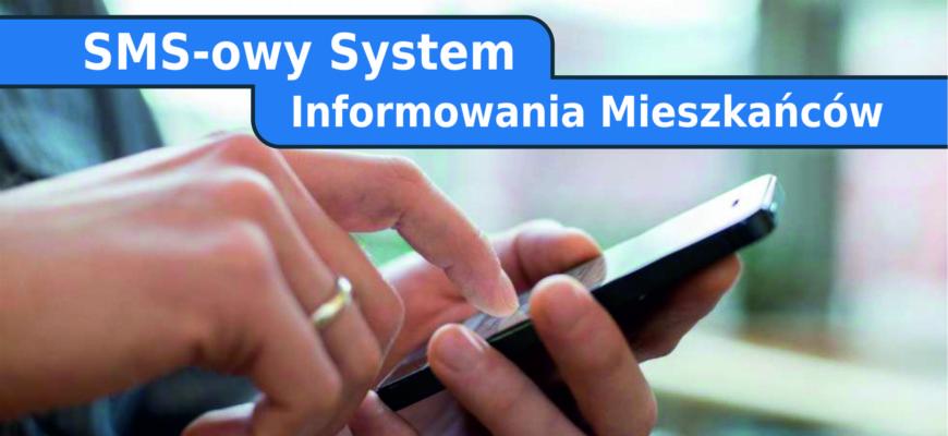 SMS-owy System Informowania Mieszkańców
