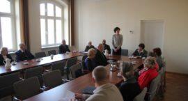 Drugie spotkanie Rady Seniorów