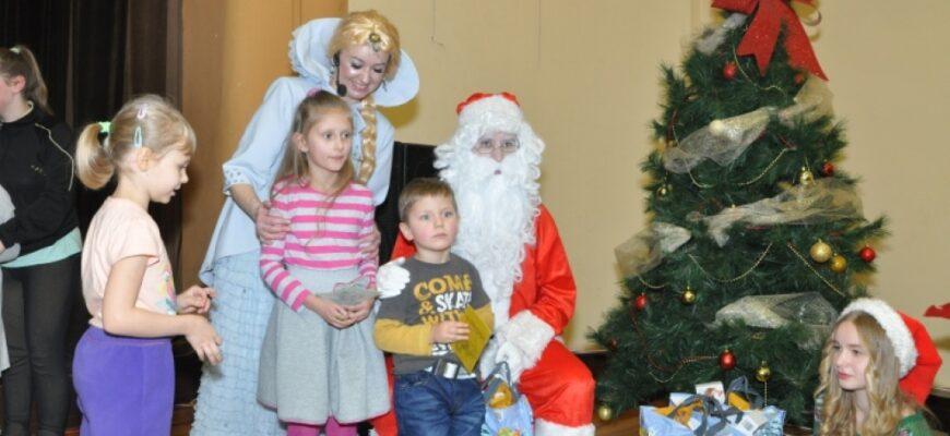 Święty Mikołaj w MDK