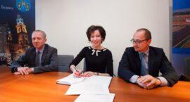 Umowa na budowę szpitala podpisana