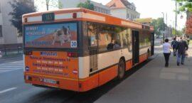 Dodatkowe kursy linii autobusowej 185