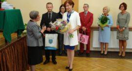 55 lat piekarskiego koła Polskiego Związku Niewidomych