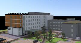 Podpisanie umowy na budowę nowego budynku szpitala