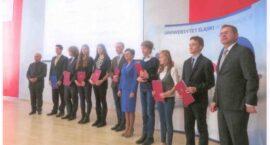 Uczniowie z Piekar stypendystami Ministra Edukacji Narodowej