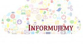 Informacja - Rzecznik Prasowy