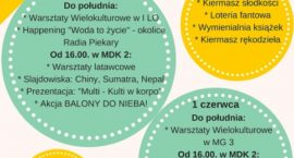 V Młodzieżowy Festiwal Międzykulturowy