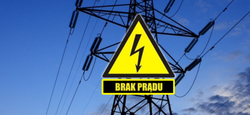 Brak prądu w Piekarach Śląskich