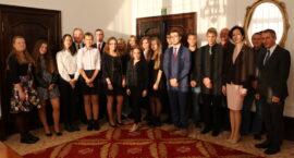 I sesja Młodzieżowej Rady Miasta w kadencji 2017/2018