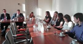 IX Sesja Młodzieżowej Rady Miasta
