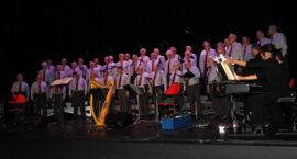 Koncert francuskiego chóru Mouezh Paotred Breizh w Piekarach Śląskich