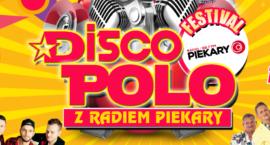 Festiwal Disco Polo oraz Muzyczny Fajer z Radiem Piekary - PROGRAM