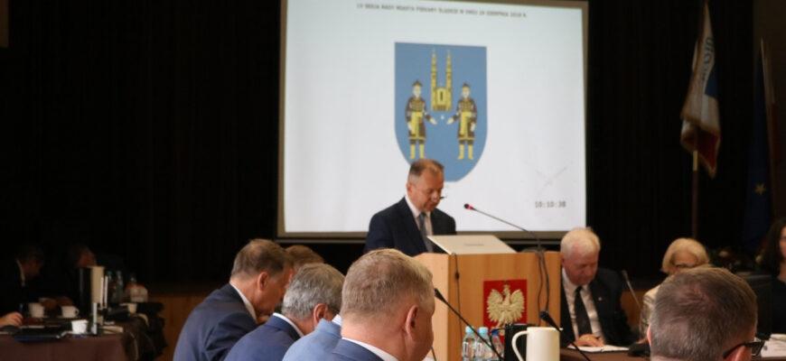 LV Sesja Rady Miasta Piekary Śląskie