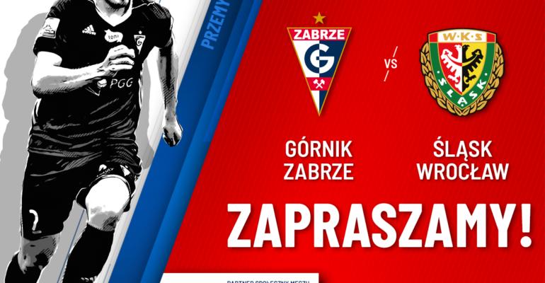 Zapraszamy na kolejny mecz Górnika Zabrze!