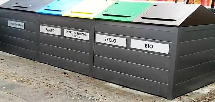 W 2020 każdy musi segregować śmieci