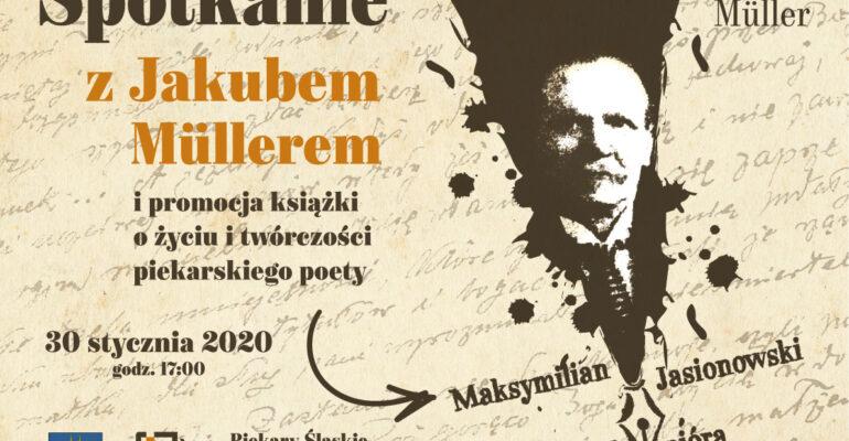 Promocja książki o Maksymilianie Jasionowskim w MBP