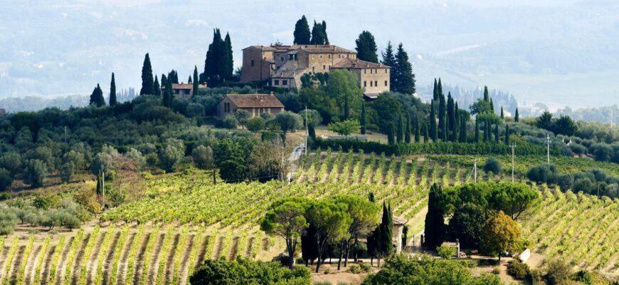 Prezentacja podróżnicza o Toskanii