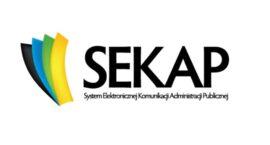 Przerwa techniczna systemu SEKAP