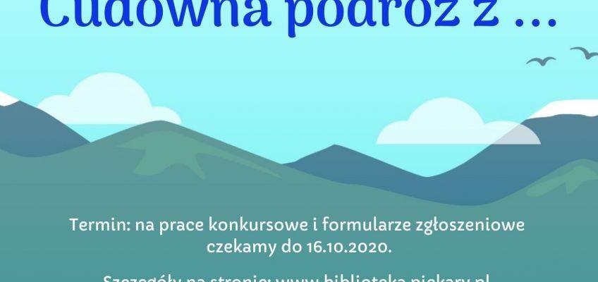 Miejska Biblioteka Publiczna ogłasza konkurs dla uczniów