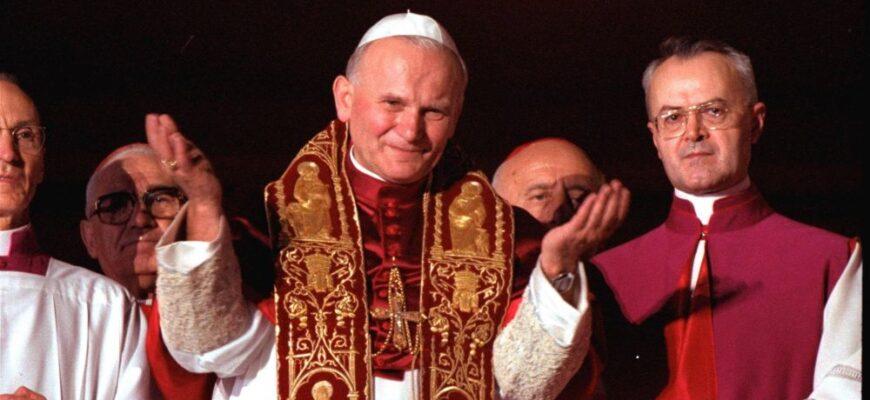 Uczczono Dzień Papieża Jana Pawła II