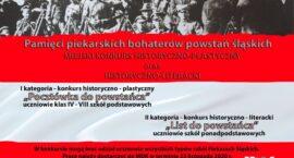 Pamięci piekarskich bohaterów powstań śląskich