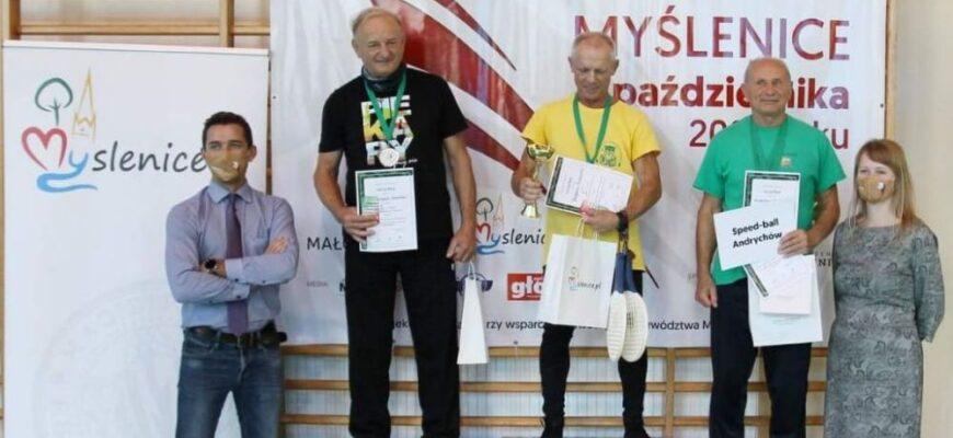 Słuchacz PUTW Wicemistrzem Polski w speed-ballu