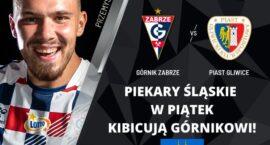 Derby Śląska - Górnik zagra z Piastem