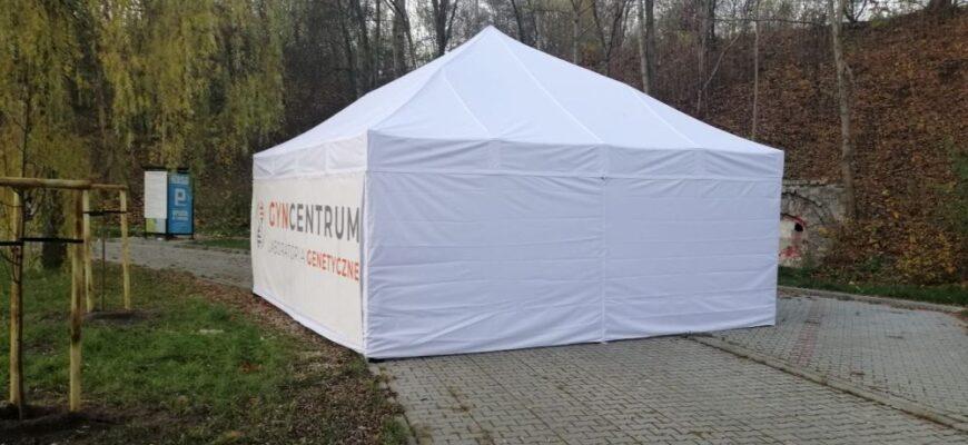 Gyncentrum uruchamia punkt pobierania wymazów w Piekarach