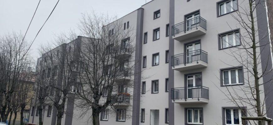 Termomodernizacja budynków przy ul. Hutniczej