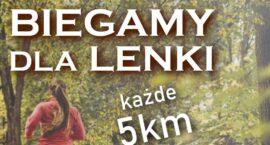 Biegniemy dla Lenki