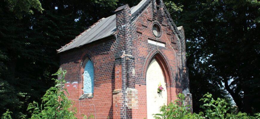 Trwa renowacja kapliczki Maria Hilf