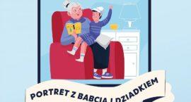 """Biblioteka organizuje konkurs """"Mój portret z babcią i dziadkiem"""""""
