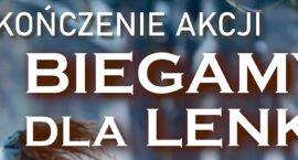 """Zakończenie akcji """"Biegamy dla Lenki"""" 21 lutego"""