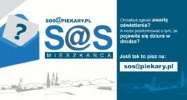 SOS Piekary - zgłoś problem