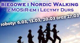 Treningi biegowe i Nordic Walking
