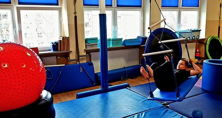 Uczniowie ZSS mają większą salę do ćwiczeń