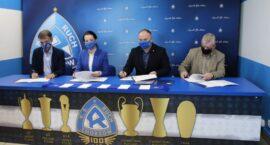 GKS Andaluzja i Orkan podpisały umowę z Ruchem Chorzów