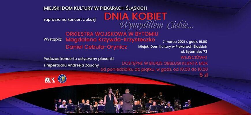 """""""Wymyśliłem Ciebie..."""" - koncert w MDK"""