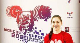 Jolanta Wiór startuje w Mistrzostwach Europy