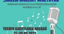 DDK organizuje konkurs wokalny