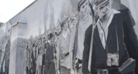 Odsłonięcie muralu Powstańców Śląskich