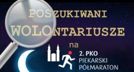 Potrzebni wolontariusze do 2. PKO Piekarskiego Półmaratonu