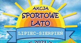 Sportowe Lato 2021 z MOSiR-em
