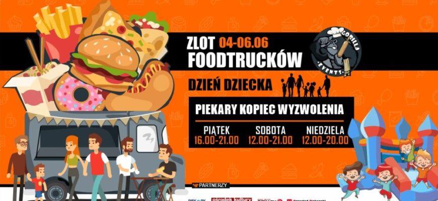 Dzień Dziecka z Food Truckami i Gorilla Events