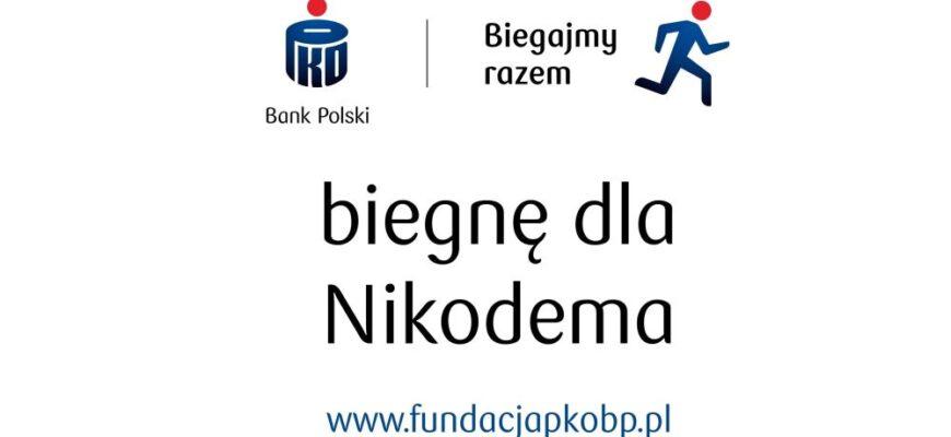 Wspieramy Nikodema podczas Piekarskiego Półmaratonu