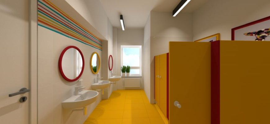 Trwa modernizacja pomieszczeń w Przedszkolu nr 3