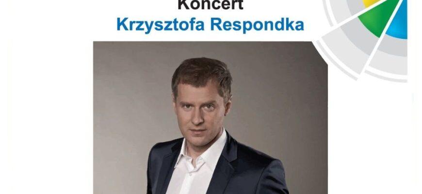Koncert Krzysztofa Respondka w SDK