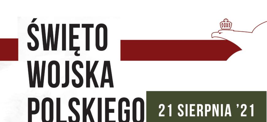 Obchody Święta Wojska Polskiego 2021