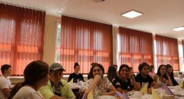Goście z Erasmus+ z wizytą w mieście