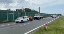 A1 Pyrzowice – Piekary do remontu
