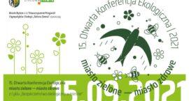 """Konferencja """"Miasto zielone - miasto zdrowe"""""""